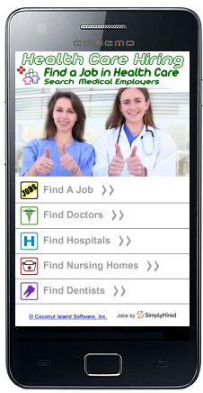 Health Care Hiring Mobile